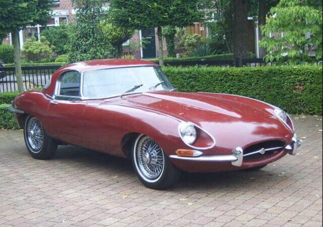 jaguar e type series 1 5 roadster union jack vintage cars. Black Bedroom Furniture Sets. Home Design Ideas