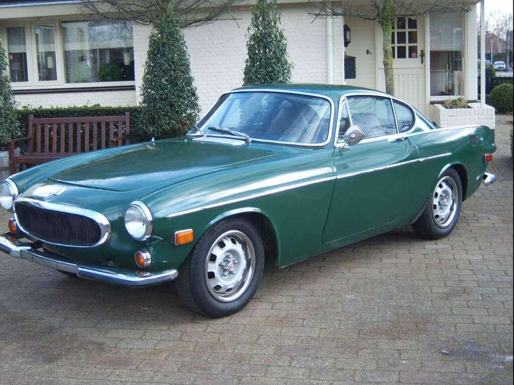 Volvo Vintage Cars Classic Restoration At Heritage