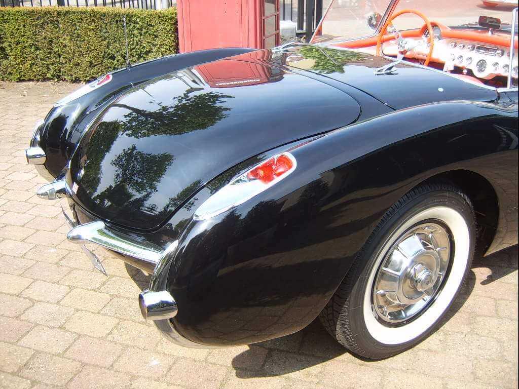 1970 Corvette For Sale >> '57 Chevrolet Corvette # E57S10921 - Union Jack Vintage Cars