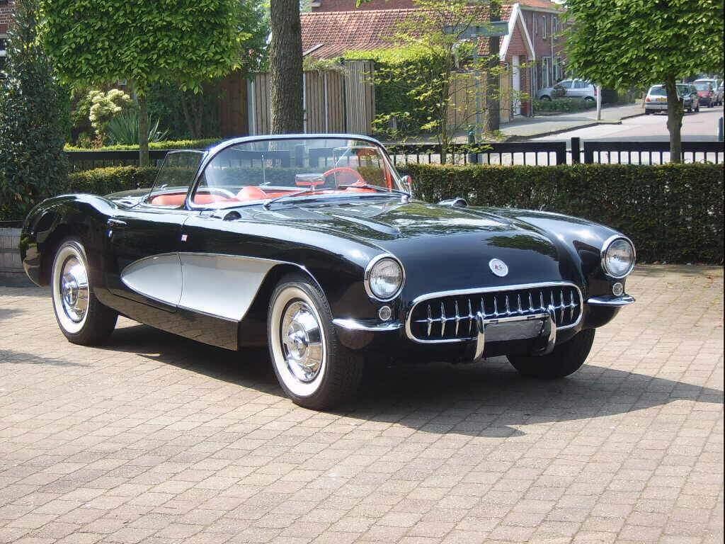 Corvettes For Sale >> '57 Chevrolet Corvette # E57S10921 - Union Jack Vintage Cars