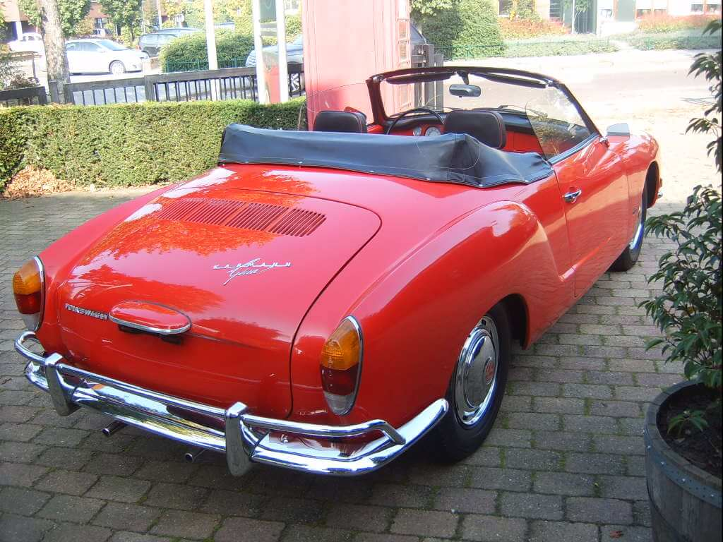71 vw karmann ghia cabrio union jack vintage cars. Black Bedroom Furniture Sets. Home Design Ideas
