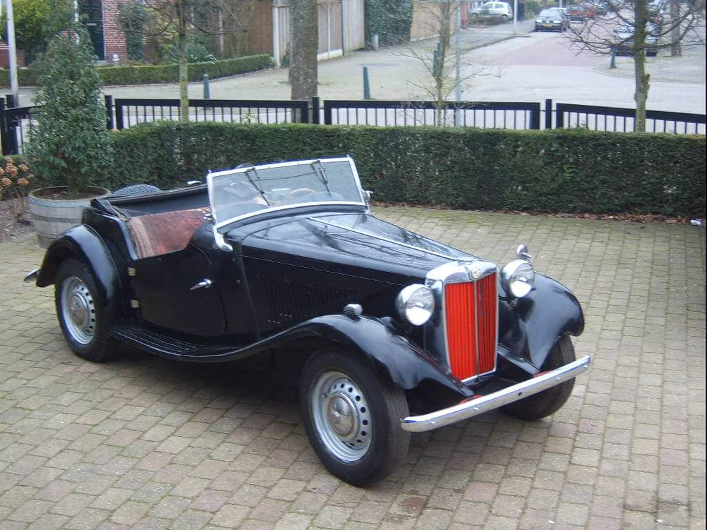 51 Mg Td With Match 1250 Xpag Engine Union Jack