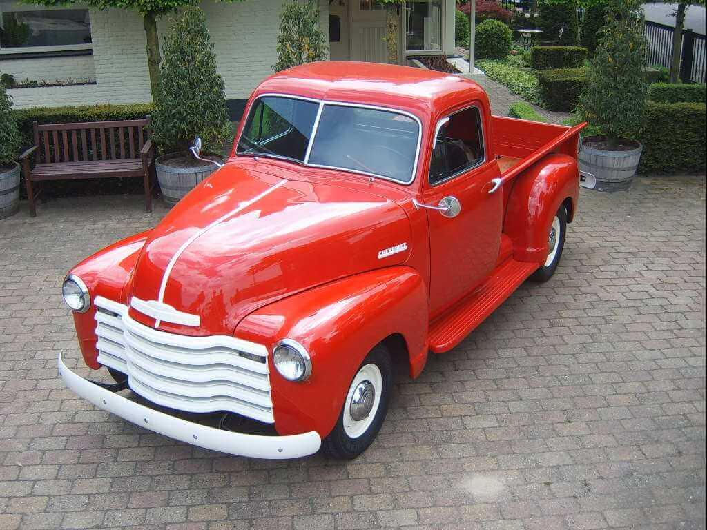 50 chevrolet pick up truck split window union jack vintage cars. Black Bedroom Furniture Sets. Home Design Ideas