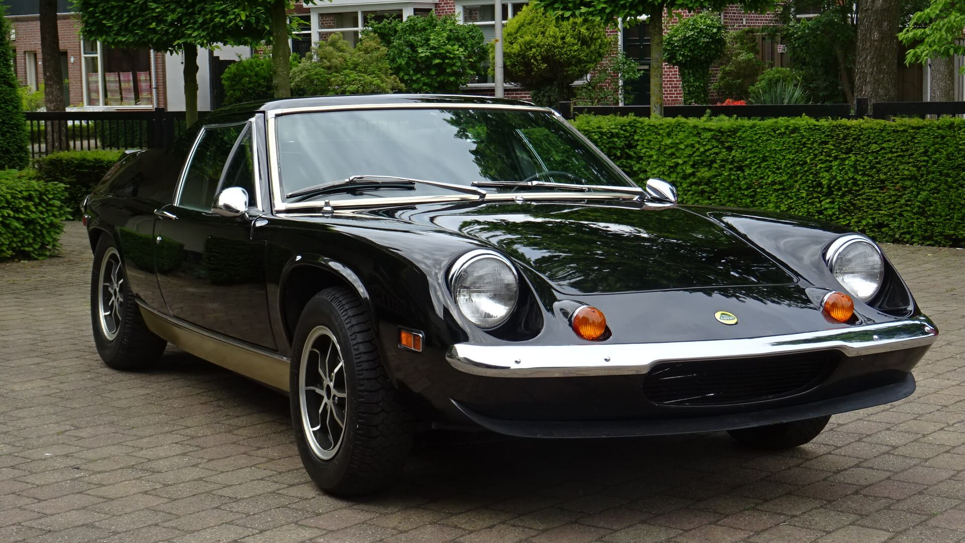 "Saab For Sale >> '73 Lotus Europa ""John Player Special"" - Union Jack ..."